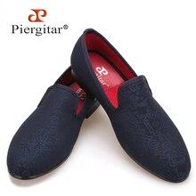 Nueva Moda de Alta Calidad Zapatos de Los Hombres de Tres Colores de Los Hombres Ocasionales Zapatilla de Fumar Más El Tamaño de Los Holgazanes Slip-On de Los Hombres Pisos envío gratis