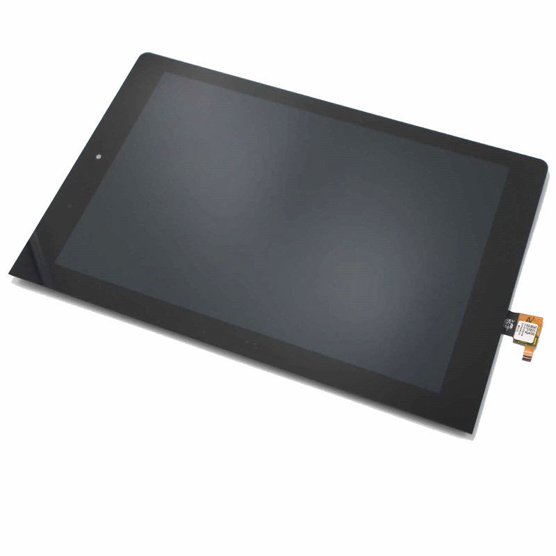 10inch LCD Display For Lenovo Yoga Table B8080 Screen + tTouch Screen + Frame Digitize Replacement original and new 10 1inch lcd screen b101uan01 e b101uan01 for lenovo yoga b8080 tablet pc replacement repair free shipping
