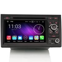 7 Android 7.1 Car DVD GPS Head Unit DAB+ for AUDI A4 S4 RS4 B9 B7 SEAT EXEO Sat Nav Autoradio 3G DTV IN Bluetooth 2GB RAM SWC