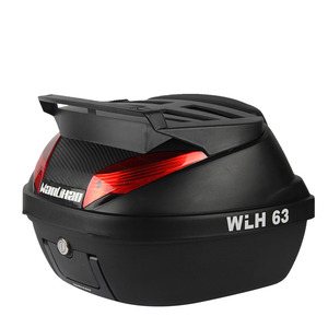 Задний ящик для мотоцикла, электрический велосипед, багажник, скутер, топ, чехол E63