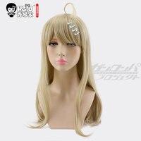 HSIU Kaede Akamatsu Cosplay Wig NewDanganronpaV3 Costume Play Wigs Halloween Costumes Hair Free Shipping NEW High