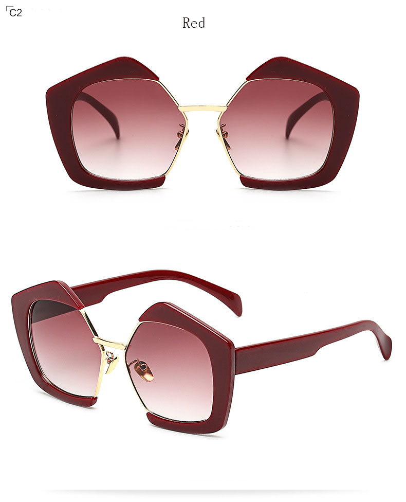HTB1EXjZPpXXXXclXFXXq6xXFXXX0 - 2017 New Sunglasses Women Brand Designer Semi-Rimless Cat Eye Fashion Sun Glasses for Ladies Pink Oculos De Female Gafas