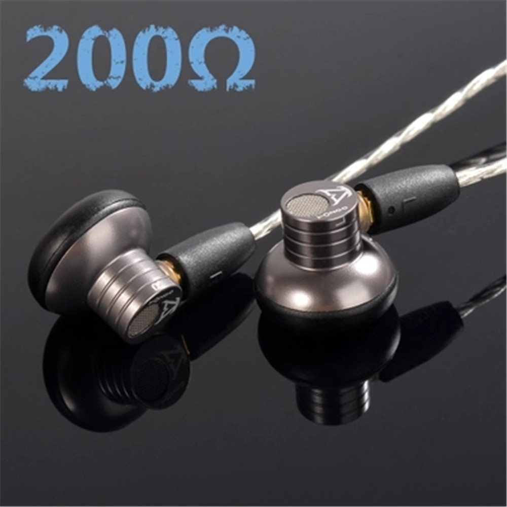 New TONEKING TO65 TO180 TO200 High Impedance Earbud HIFI Monitor Earbud High Impedance Earphone With MMCX