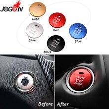 Диаметр 30 мм для Hyundai Elantra MD 2011-2015 Sonata i45 YF 2010-2014 Автомобильный старт стоп стильная кнопка Зажигания для автомобиля кольцо Крышка отделка наклейка