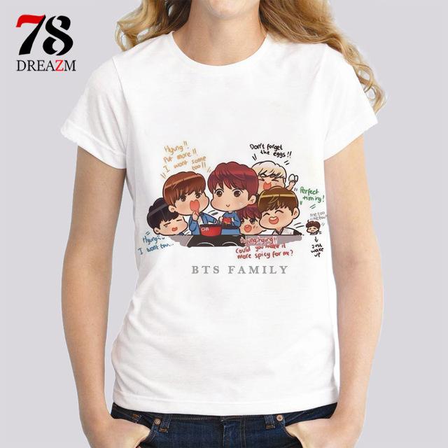 BTS Cute T-Shirt #2