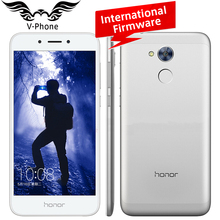 Международный Huawei Honor Play 6a LTE мобильный телефон 5.0 дюймов Octa core 3 ГБ Оперативная память 32 ГБ Встроенная память 3020 мАч android отпечатков пальцев Смартфон