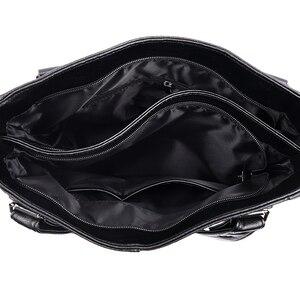 Image 4 - Новая роскошная Брендовая женская кожаная сумка из натуральной кожи, повседневные сумки тоут высокого качества из мягкой овчины, женские большие сумки на плечо