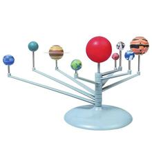 3D Solar System Planetarium  Model Learning Study Science Kits Educational Astronomy Model DIY Toy Gift technic series race car children bricks model building kits blocks toys for boys christmas gift compatible legoings diy kids toy