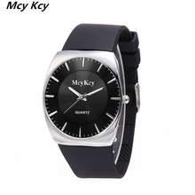 mcy kcy Male Watches Men Luxury Brand Sport Rubber Strap Watch Men Casual Quart Anlog Wristwatches Relogio Masculino,W8131