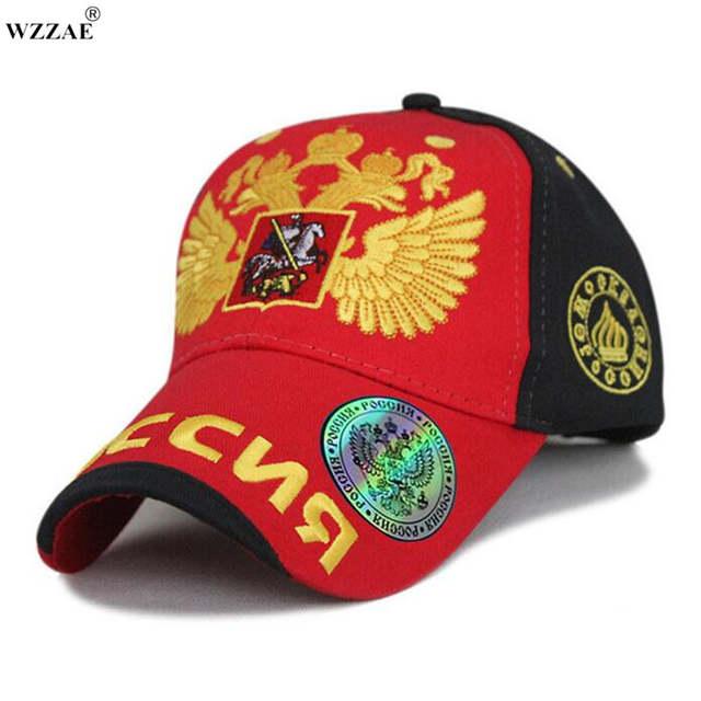 placeholder WZZAE 2018 Nova Moda Para Os Jogos Olímpicos de Sochi Rússia  boné de Beisebol Bosco Cap 36ba3adf75b