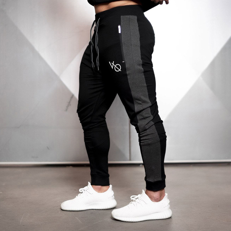 Running Aspiring 2019 New Men Running Pants Solid Casual Loose Sports Leggings Slim Fitness Training Gym Joggers Male Soccer Sweatpants Delicacies Loved By All