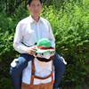 New Hot Shoulder Ride On Mascot Costume Piggy Back Party Fancy Dress Carry Costume (Beer Man / Brown)