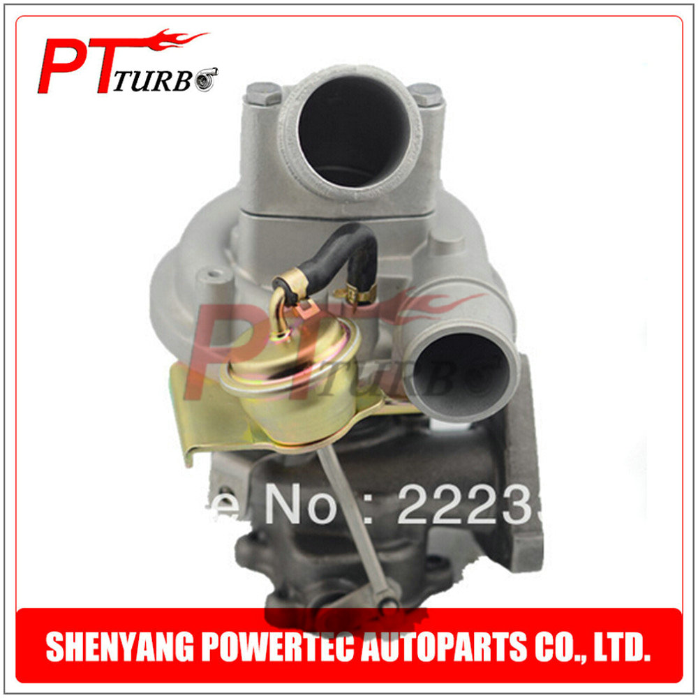 Turbo para Nissan D22 Navara ZD30 EFI 3 0L turbocompresor chra cartucho  HT12-19B HT12-19D
