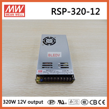 MEAN WELL RSP-320-12 320W 26.7A 12V meanwell Power Supply with PFC function