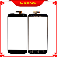 Replacement 6 Inch Touch Screen Digitizer  For BLU D650 650 Black Color High Quality Mobile Phone Touch Panel Free Tools цена в Москве и Питере