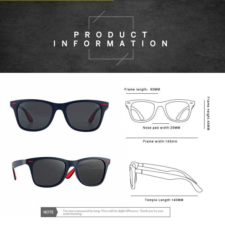 ASUOP 2019 new square men's sunglasses fashion UV400 meters nail ladies sunglasses classic brand design sports driving sunglasses (13)