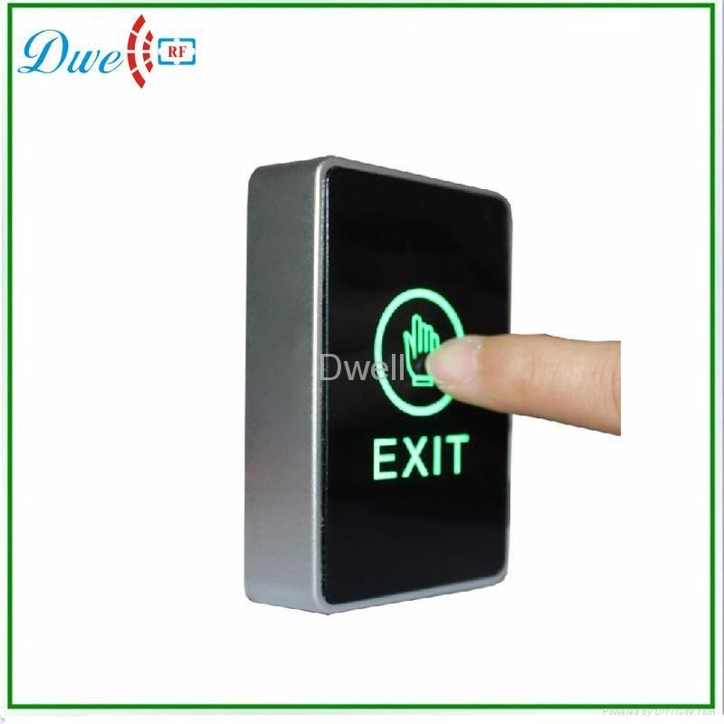 touch infrared push button switch