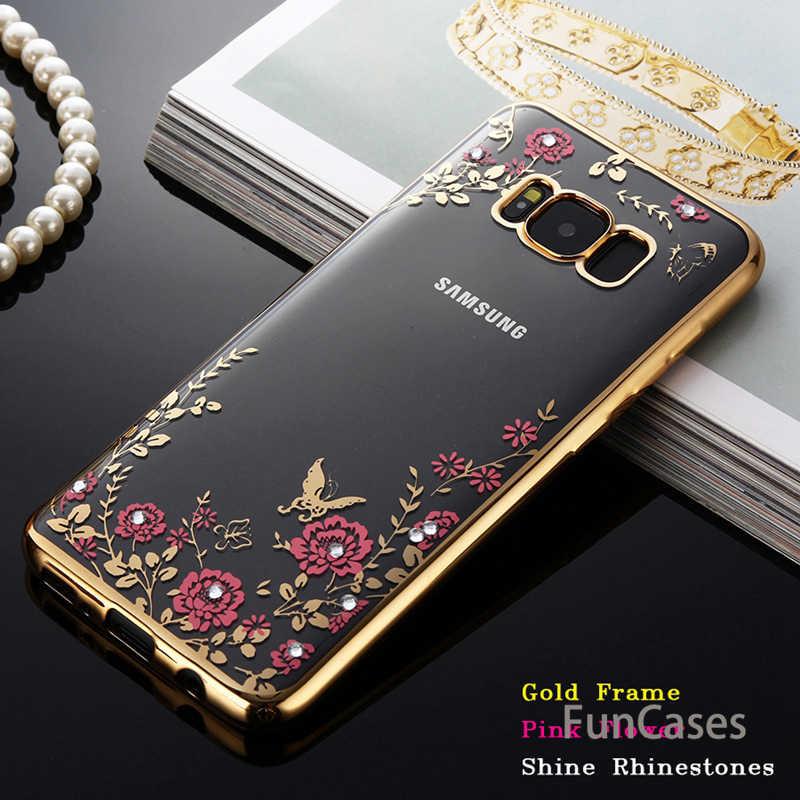 Сотовый Чехол для телефона для samsung galaxy S6 S7 край S8 S9 плюс S3 duos S4 S5 нео-Записка на возраст 3, 4, 5, 8 Note8 основной большой ясный блеск Крышка