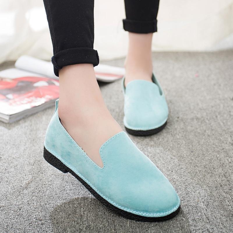 mujeres del verano Zapatos casuales de la moda de Las Mujeres Zapatos de ocio P