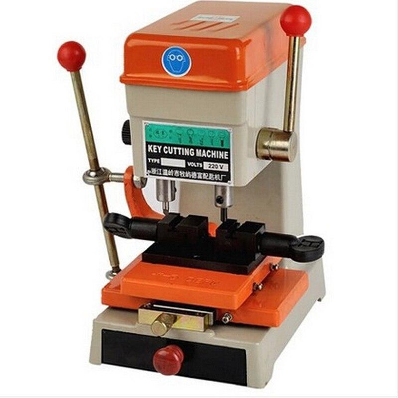 220 v/110 v Machine De Découpe Clé Clés Copieur Clé Duplication Machine avec Ensemble Complet Cutter Outils Partie 368A