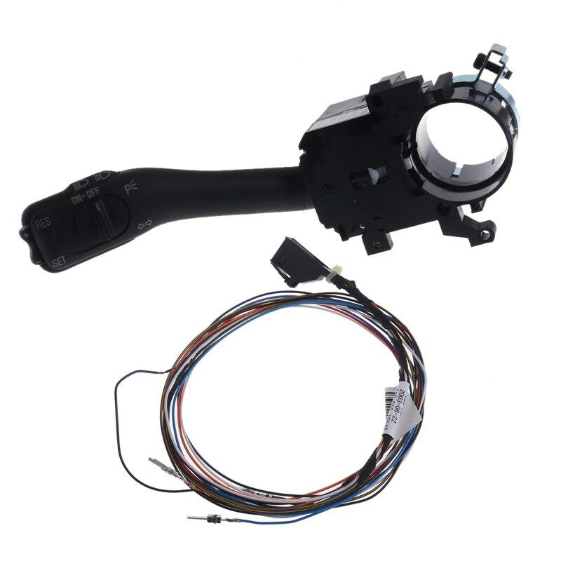 Système d'interrupteur de vitesse de croisière style voiture pour VW Passat B5 Golf Jetta MK4 Beetle Bora pour VW Golf4 Jetta MK4 IV Bora