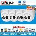 Dahua Wholesale IPC HDW4433C A 4MP HD POE Network Starnight IR Mini Dome IP Camera Built in MiC Onvif CCTV From IPC HDW4431C A|Surveillance Cameras| |  -