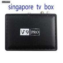 singapore set top box V9 pro starhub black box HD Cable TV Receiver media player