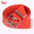Polyester rhinestone Waist Belt