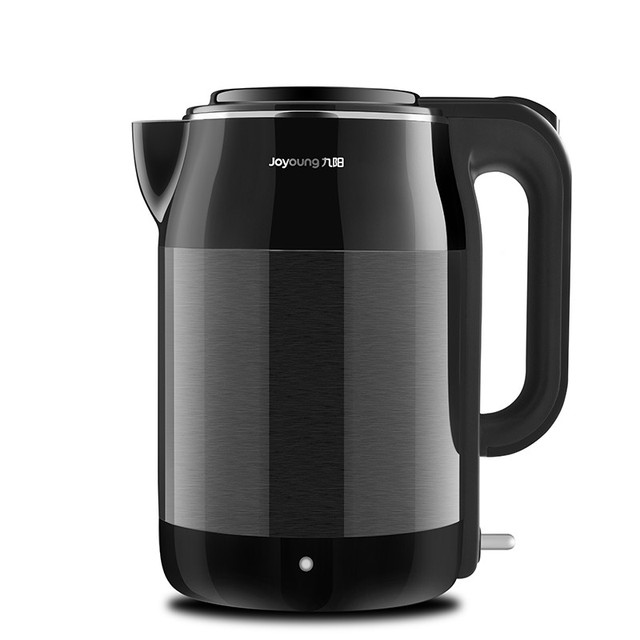 Joyoung 1.7L Household Electric Kettle 1800W Auto-Power Off Insulation Water Boiler 304 Stainless Steel Tea Pot For Home Office