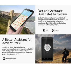 """Image 3 - Blackview BV5500 IP68 Waterproof Mobile Phone MTK6580P 2GB+16GB 5.5"""" 18:9 Screen 4400mAh Android 8.1 Dual SIM Rugged Smartphone"""