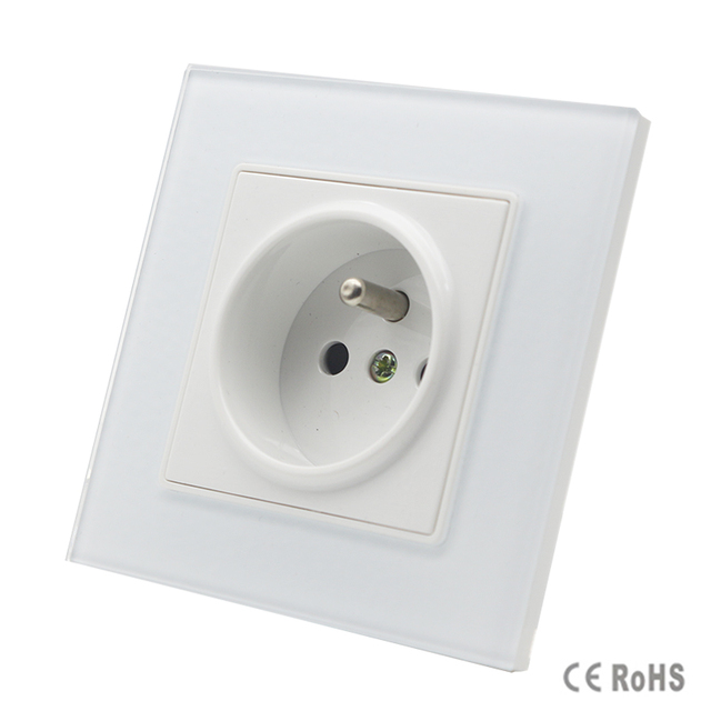 2017 Hot Sale New Outlet,French Standard Wall Power Socket, GB ...