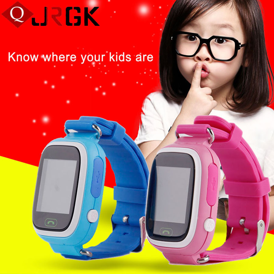 <font><b>Q90</b></font> GPS Child Smart Watch Touch Screen Wifi Positioning Baby <font><b>Kid</b></font> <font><b>Smartwatch</b></font> For IOS Android Children <font><b>Kids</b></font> Safe Anti-Lost Watches image