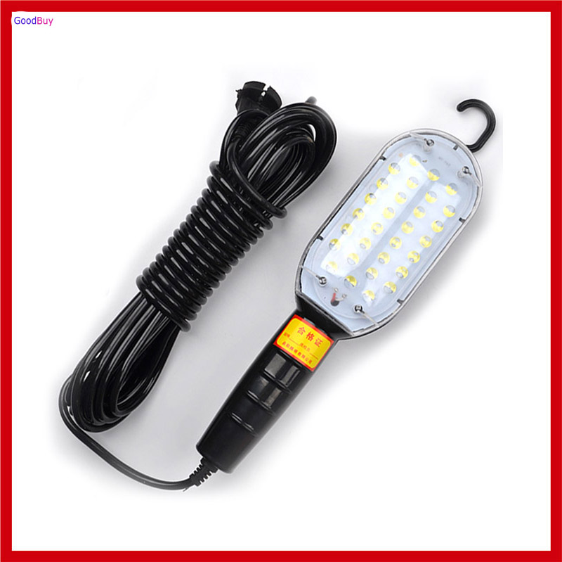 26 Led Rechargeable Cordless Worklight Garage Inspection: New Portable Waterproof LED Car Truck Inspection