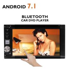 "Android 7.1 doble DIN coche reproductor de DVD 6.2 ""octa Core coche estéreo Radios navegación GPS bluetooth reproductor multimedia wifi AM/FM dvr"