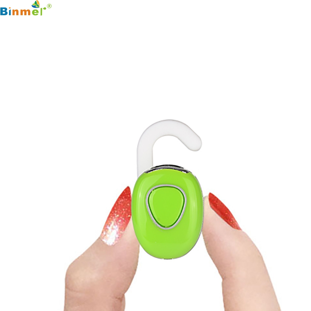 DATA MINI Bluetooth Headphones Bluetooth 4.1 Mini In-Ear Wireless Sport Earbuds Headset Stereo Earphone for iphone for LG feb18 cinkeypro mini bluetooth headset 4 1 wireless invisible sport earphone car ear earbuds for iphone 7 6 computer universal