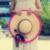 2016 Adulto Cappelli Sombreros Mano Playa Señora Sombrero Ventilador Verano Sun Sombreros Nueva Llegada Patchwork Chapéu femenino Para Las Mujeres se Visten Cap