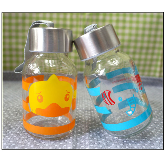 2pcs Mini Cups For Kids Drink Bottle Juice Milk Water Coffee Cute Animals Style Children Copos E Canecas On Aliexpress Alibaba Group