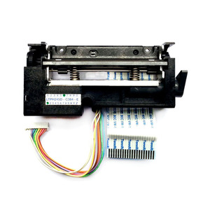 Image 2 - Original New LTPH245D C384 E H245 Printhead and Roller For Mettler Toledo bTwin 3680C Cash Register Scales Printer Parts