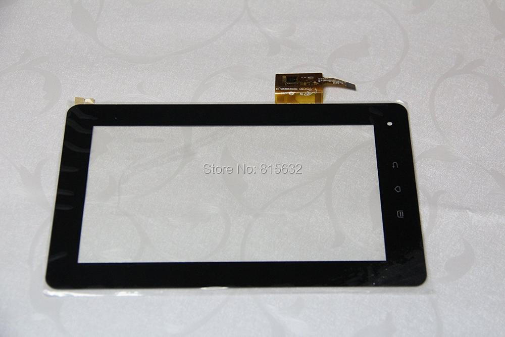New 7 Inch Digitizer Front Touch Screen Glass For Kurio CL1100 Tablet Digitizer Free Shipping