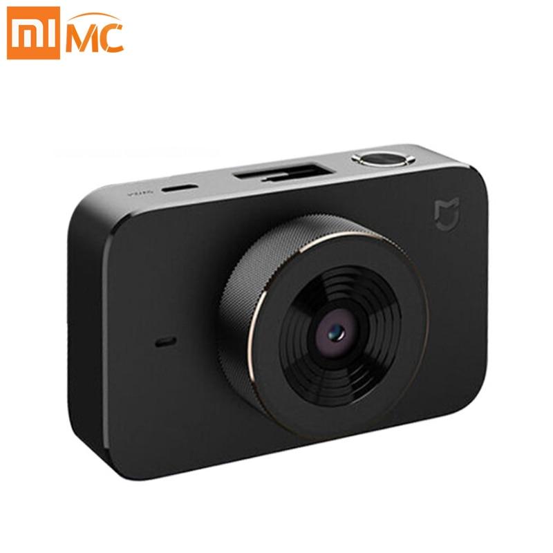 Original Xiaomi Mijia Smart Auto DVR Auto Recorder Dash Kamera F1.8 1080 p WIFI 160 Grad Weitwinkel 3 zoll HD Bildschirm Freeshipping