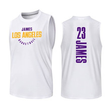 OLN New 2018 Jersey 23 LeBron James Printing Jersey Top Uniforms Sports Breathable Basketball Jerseys For Mens