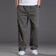 2018 brand Casual pants men hip hop male plus size  mens jog