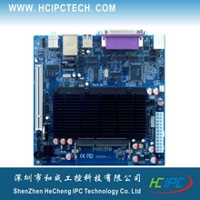 HCIPC 2046-8 ITX-HCM52X61D, Atom D525 Embedded Mini ITX Motherboard,ITX Motherboard