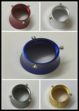 ФОТО 50mm  motorcycle carburetor wind cup competitive moto modification carburetor air filter cup wind cup color horn cup