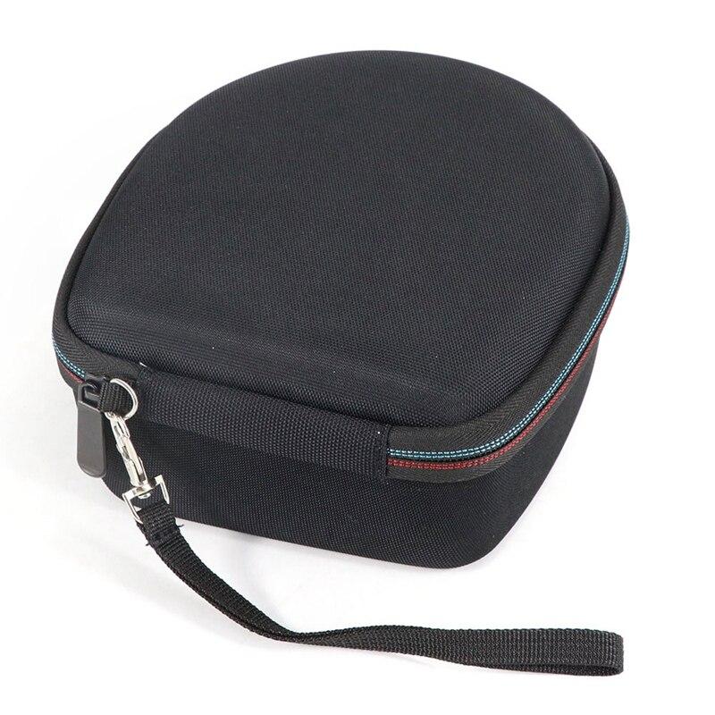 Portable Eva Hard Case For Muse/Muse 2 The Brain Sensing Headband Storage  Box Protect Bag (Black)