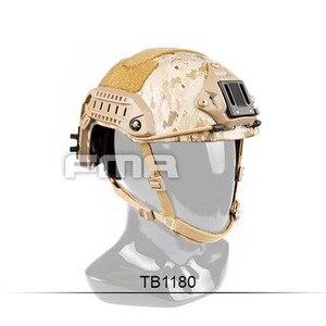 Image 3 - FMA Новый Камуфляжный морской шлем AOR1 TB1180 M/L/XL для страйкбола