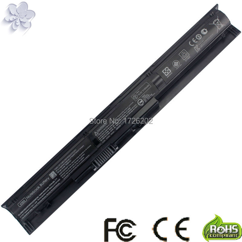 Laptop Battery VI04 VI04XL V104 V104 VI04 For HP Envy 14 15 17 Pavilion 15 17 HSTNN-DB6I HSTNN-DB6K HSTNN-LB6K p106 battery for hp pavillion 15 envy 15 spare hstnn lb4n hstnn lb4o hstnn ub4n hstnn ub4n
