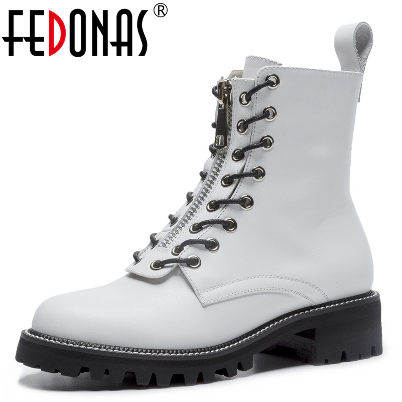 FEDONAS Punk Women Sexy Corss-tied Ladies Shoes Woman High Heels Soft Leather Rivets Motorcycle Boots Ladies Basic Shoes WomanFEDONAS Punk Women Sexy Corss-tied Ladies Shoes Woman High Heels Soft Leather Rivets Motorcycle Boots Ladies Basic Shoes Woman