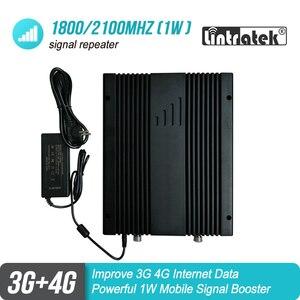 Image 2 - Усилитель мобильного сигнала, 2 Вт, 2G 3G 4G 900 1800 2100 МГц, трехдиапазонный проект GSM UMTS LTE репитер, усилитель 85 дБ 2000 кв. М #46
