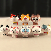 figurines 8pcs lucky gift